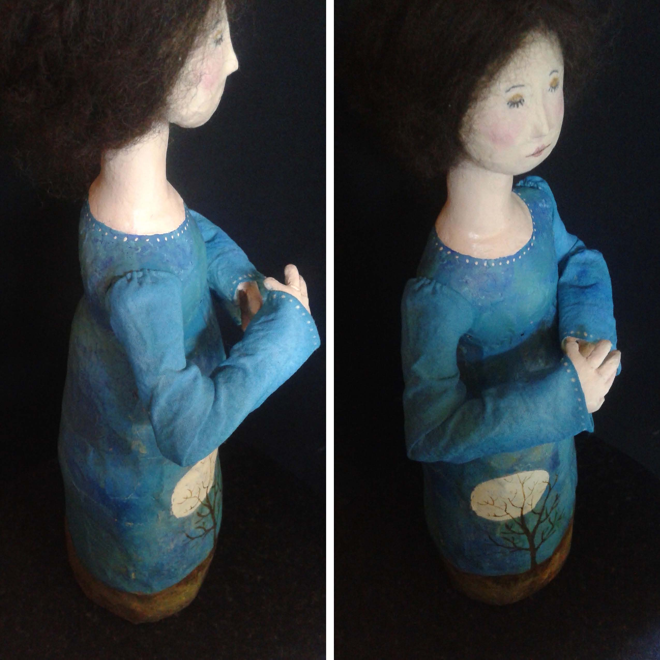Judith Art Doll